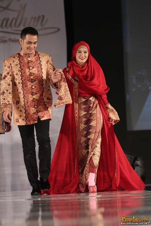 Baju batik anak untuk fashion show 56